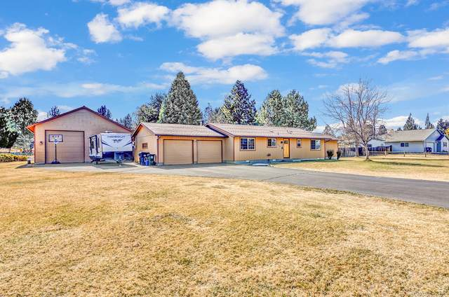 21469 Hyde Lane, Bend, OR 97701 (MLS #220117817) :: Bend Relo at Fred Real Estate Group