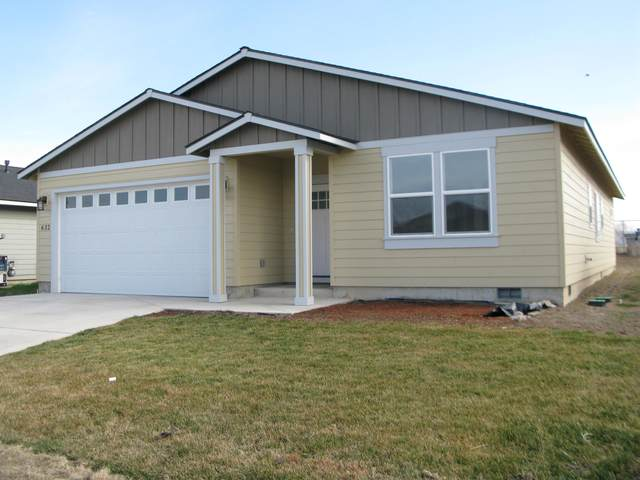 632 Patriot Drive, Madras, OR 97741 (MLS #220117824) :: The Ladd Group