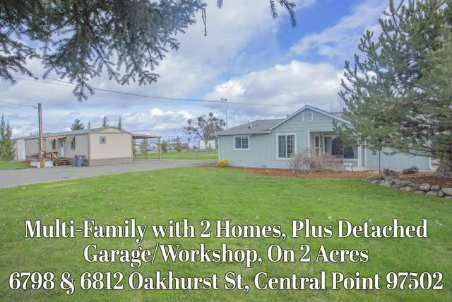 6798 Oakhurst Street, Central Point, OR 97502 (MLS #220117870) :: Team Birtola | High Desert Realty