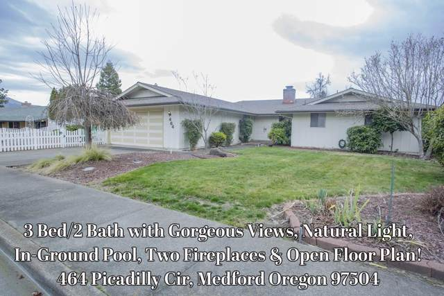 464 Picadilly Circle, Medford, OR 97504 (MLS #220118152) :: Rutledge Property Group