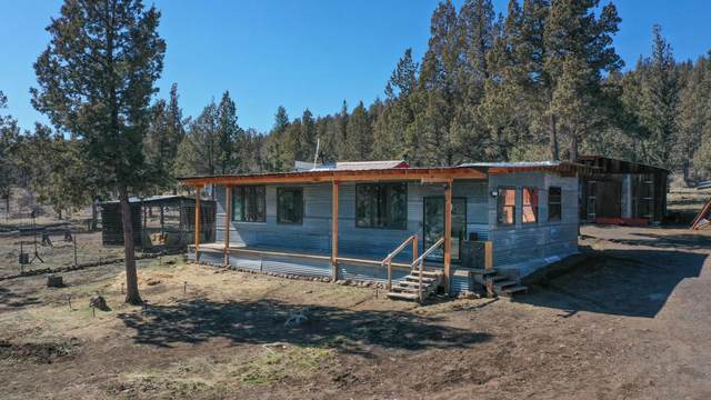 70633 Holmes Road, Sisters, OR 97759 (MLS #220118349) :: The Riley Group