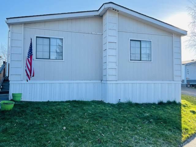 3600 Avenue G #104, Medford, OR 97503 (MLS #220118357) :: Rutledge Property Group