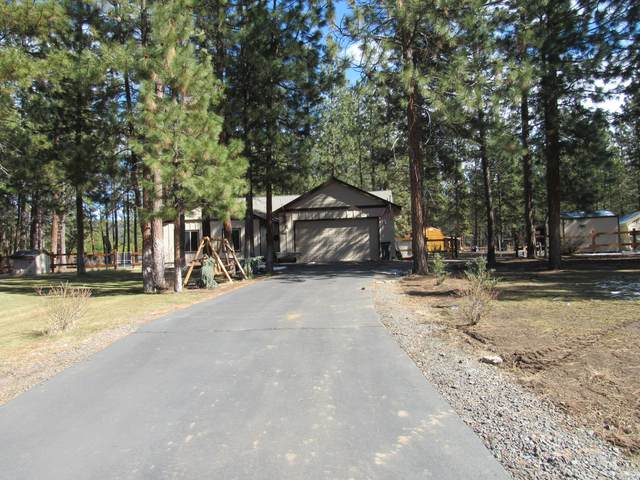 34423 Castle Drive, Chiloquin, OR 97624 (MLS #220118405) :: Rutledge Property Group