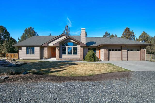 61061 Billadeau Road, Bend, OR 97702 (MLS #220118424) :: Bend Relo at Fred Real Estate Group