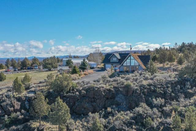 6267 SE Scenic Drive, Prineville, OR 97754 (MLS #220119008) :: Bend Homes Now