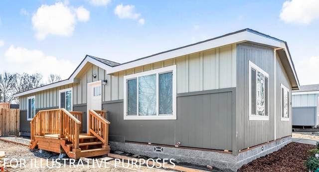 93 Northridge Terrace #57, Medford, OR 97504 (MLS #220119166) :: Berkshire Hathaway HomeServices Northwest Real Estate