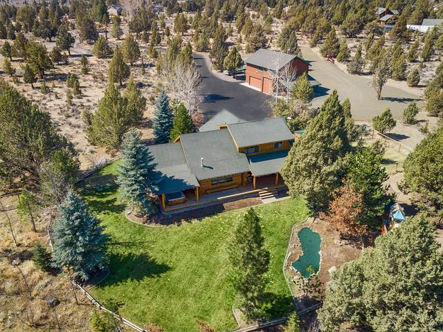 23432 Butterfield Trail, Bend, OR 97702 (MLS #220119519) :: Bend Relo at Fred Real Estate Group