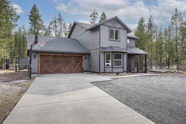 17453 Grebe Drive, Bend, OR 97707 (MLS #220119586) :: Berkshire Hathaway HomeServices Northwest Real Estate