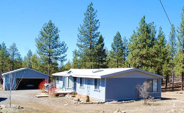 30310 Sprague River Drive, Chiloquin, OR 97624 (MLS #220119606) :: Fred Real Estate Group of Central Oregon