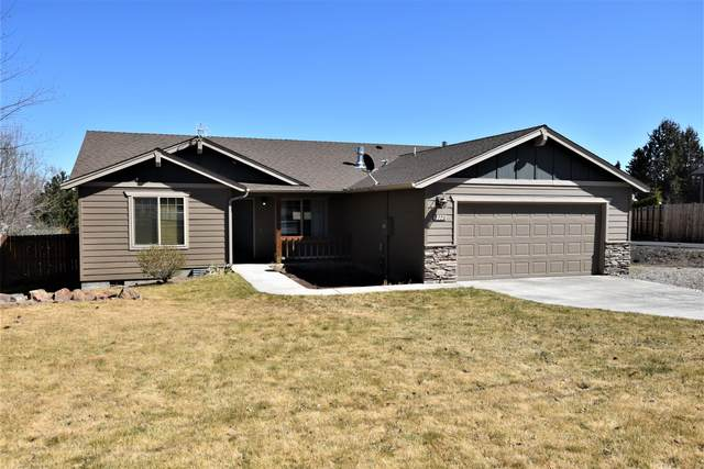 2770 SW 32nd Street, Redmond, OR 97756 (MLS #220119734) :: The Riley Group
