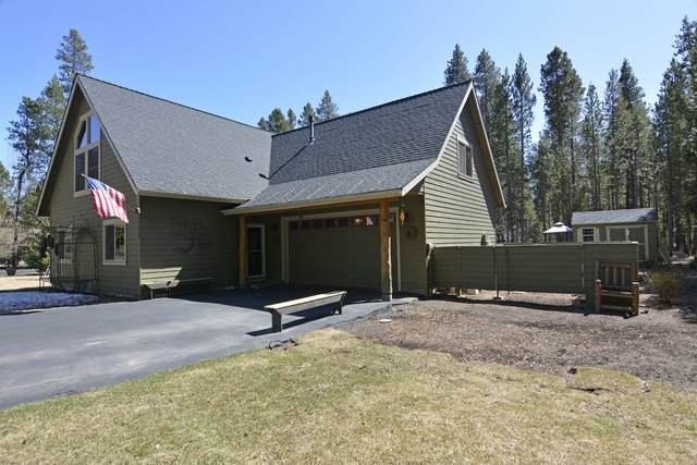 55720 Wagon Master Way, Bend, OR 97707 (MLS #220119744) :: Coldwell Banker Sun Country Realty, Inc.