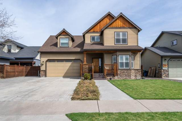 516 SE Stearns Road, Prineville, OR 97754 (MLS #220119822) :: Fred Real Estate Group of Central Oregon