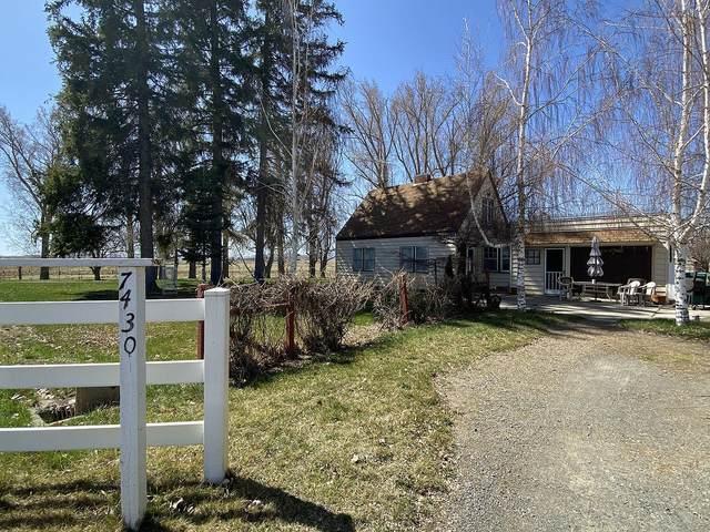 7430 Tingley Lane, Klamath Falls, OR 97603 (MLS #220119890) :: Vianet Realty