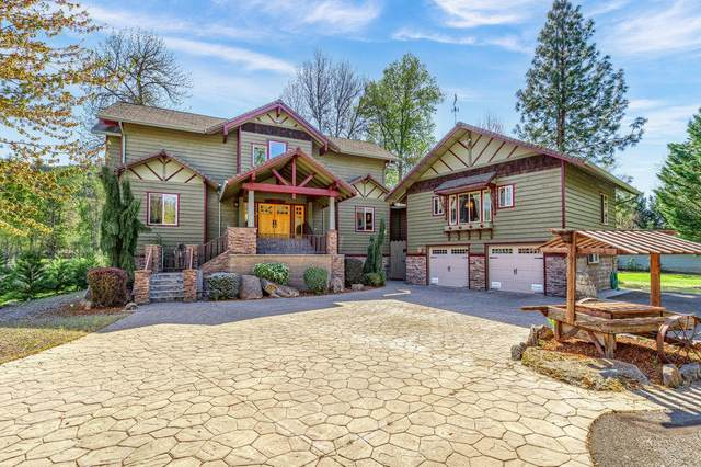 343 Rene Drive, Shady Cove, OR 97539 (MLS #220119940) :: The Ladd Group