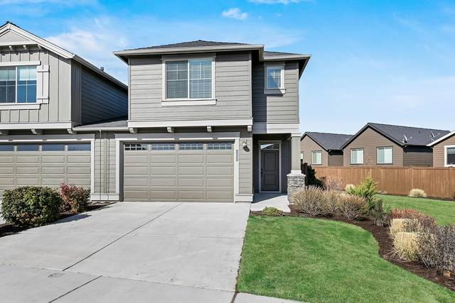 20740 NE Sierra Drive, Bend, OR 97701 (MLS #220119965) :: Bend Relo at Fred Real Estate Group