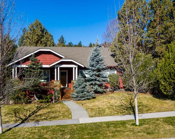 2349 NW Awbrey Road, Bend, OR 97703 (MLS #220119995) :: Berkshire Hathaway HomeServices Northwest Real Estate