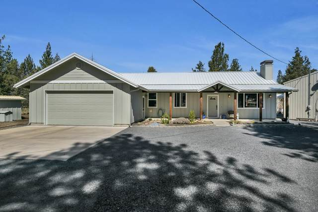 69221 Panoramic Drive, Sisters, OR 97759 (MLS #220120008) :: Keller Williams Realty Central Oregon