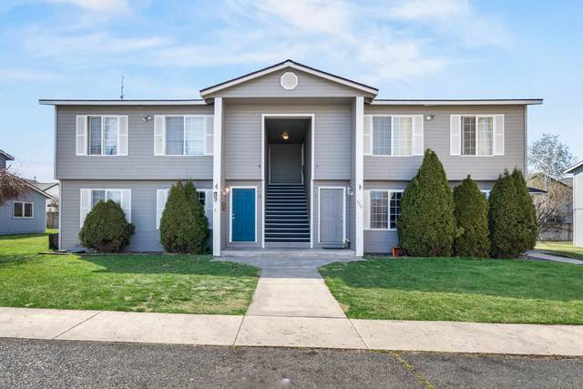 405 NW 17th Street 1-4, Redmond, OR 97756 (MLS #220120010) :: Bend Homes Now