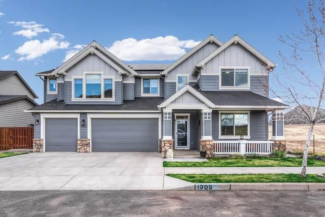 1303 NE Rimfire Drive, Prineville, OR 97754 (MLS #220120025) :: Keller Williams Realty Central Oregon