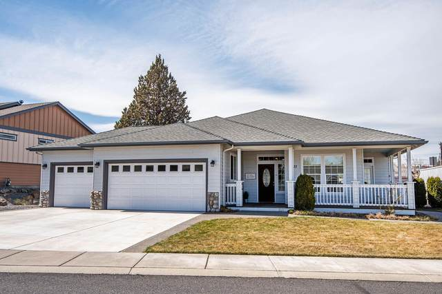 3721 SW Tommy Armour Lane, Redmond, OR 97756 (MLS #220120033) :: Bend Homes Now