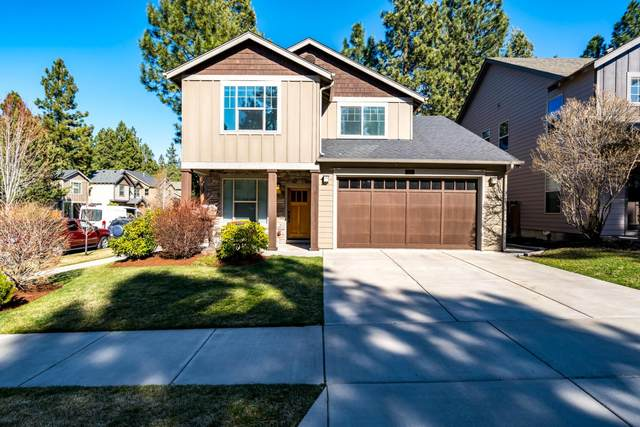 61180 Lodgepole Drive, Bend, OR 97702 (MLS #220120043) :: Bend Homes Now