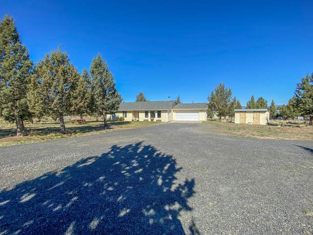 5397 SE Jerry Drive, Prineville, OR 97754 (MLS #220120057) :: Berkshire Hathaway HomeServices Northwest Real Estate