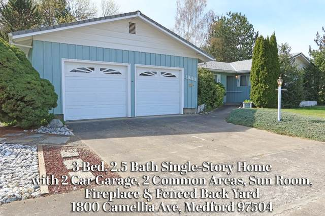 1800 Camellia Avenue, Medford, OR 97504 (MLS #220120086) :: Berkshire Hathaway HomeServices Northwest Real Estate