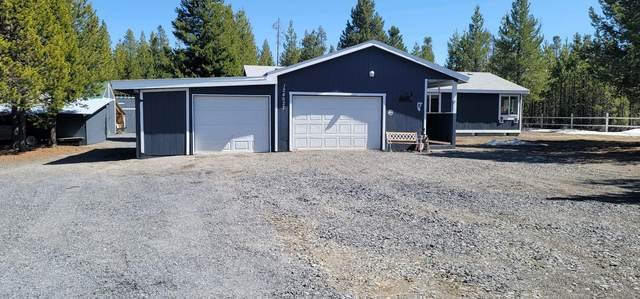 124627 Adell Court, Crescent Lake, OR 97733 (MLS #220120127) :: Premiere Property Group, LLC