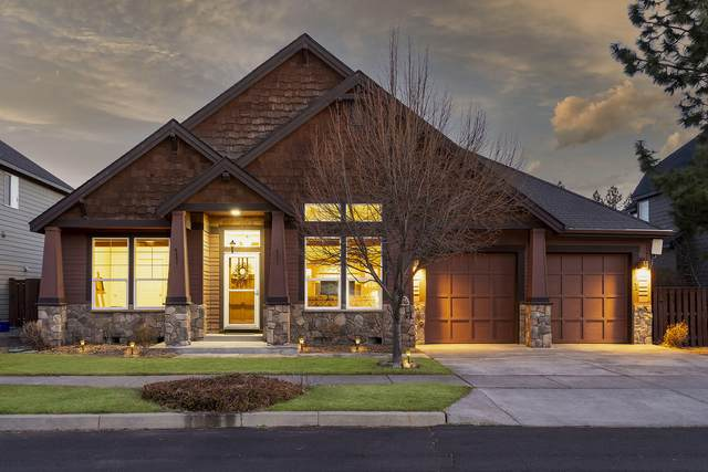 19541 Salmonberry Court, Bend, OR 97702 (MLS #220120139) :: Coldwell Banker Sun Country Realty, Inc.