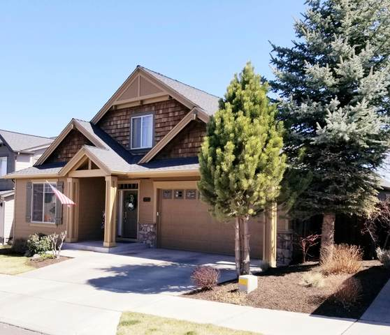 1287 NE Hudspeth Circle, Prineville, OR 97754 (MLS #220120159) :: Vianet Realty