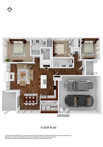 2068 Lawnridge Street, Medford, OR 97504 (MLS #220120193) :: Bend Relo at Fred Real Estate Group
