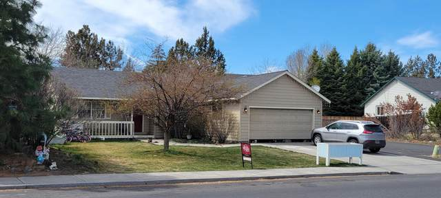 3105 NE Purcell Boulevard, Bend, OR 97701 (MLS #220120231) :: Bend Relo at Fred Real Estate Group