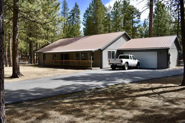 52144 Ponderosa Way, La Pine, OR 97739 (MLS #220120321) :: Berkshire Hathaway HomeServices Northwest Real Estate