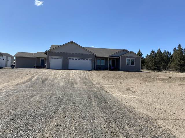 21305 SW Gift Road, Bend, OR 97703 (MLS #220120370) :: Berkshire Hathaway HomeServices Northwest Real Estate