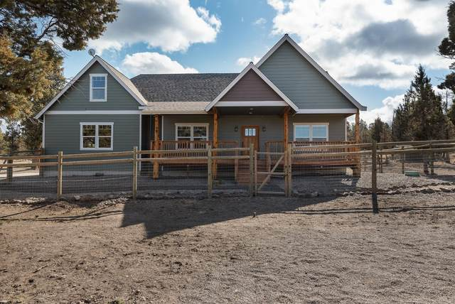 7502 SE Lonesome Dove Road, Prineville, OR 97754 (MLS #220120409) :: Premiere Property Group, LLC