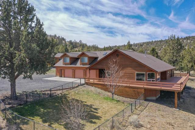 8000 SE Davis Loop, Prineville, OR 97754 (MLS #220120466) :: Premiere Property Group, LLC