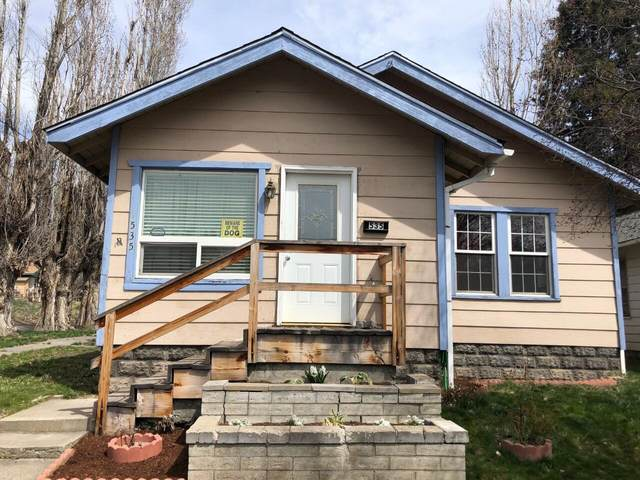 535 N 10th Street, Klamath Falls, OR 97601 (MLS #220120467) :: Bend Relo at Fred Real Estate Group