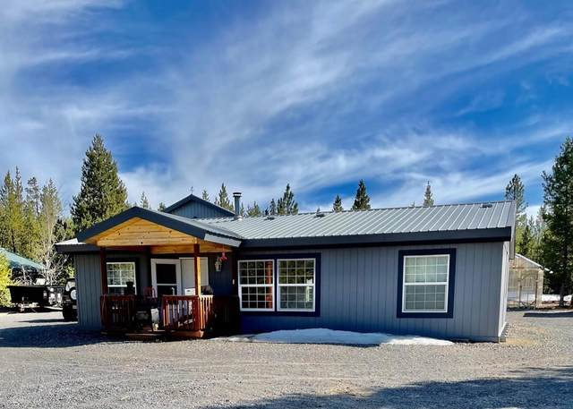 123551 Surveyor Road, Crescent Lake, OR 97733 (MLS #220120537) :: Premiere Property Group, LLC