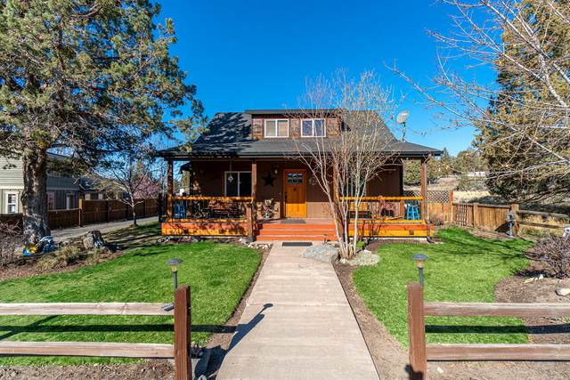 11213 NW Huston Avenue, Prineville, OR 97754 (MLS #220120673) :: Central Oregon Home Pros