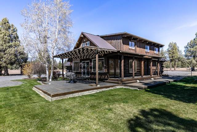 16570 S Highway 97, Culver, OR 97734 (MLS #220120707) :: Berkshire Hathaway HomeServices Northwest Real Estate