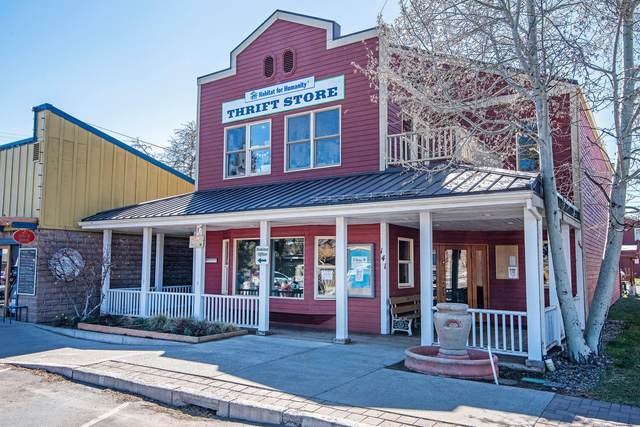 141 W Main Street, Sisters, OR 97759 (MLS #220120734) :: Chris Scott, Central Oregon Valley Brokers