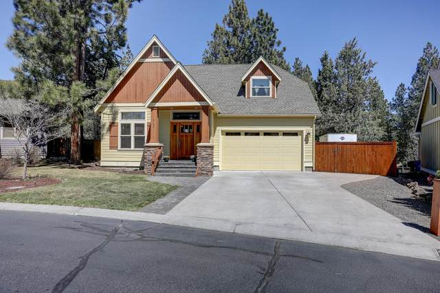 61221 Ridgewater Loop, Bend, OR 97702 (MLS #220120739) :: Keller Williams Realty Central Oregon