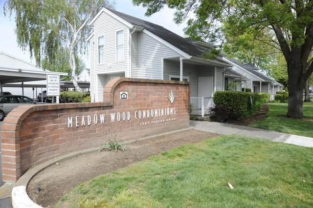 2101 Poplar Drive #13, Medford, OR 97504 (MLS #220120753) :: The Ladd Group