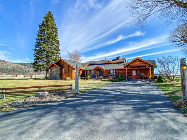 28888 Hwy 97, Chiloquin, OR 97624 (MLS #220120785) :: Vianet Realty