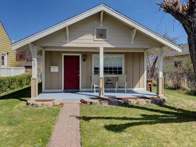 967 E 1st Street, Prineville, OR 97754 (MLS #220120843) :: Chris Scott, Central Oregon Valley Brokers