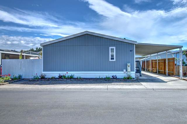 1570 S Peach Street Spc 67, Medford, OR 97501 (MLS #220120859) :: Team Birtola | High Desert Realty