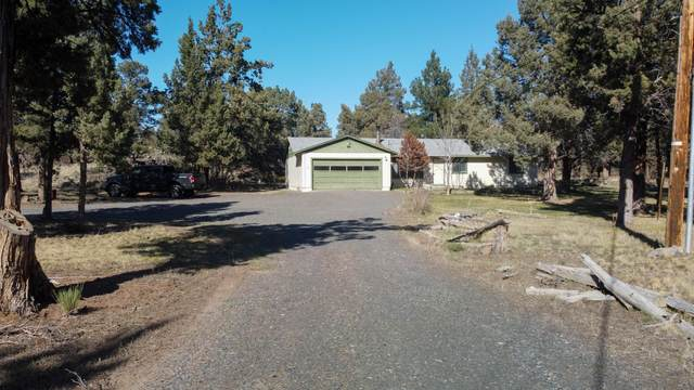 5100 NW Frank Way, Redmond, OR 97756 (MLS #220120866) :: Central Oregon Home Pros