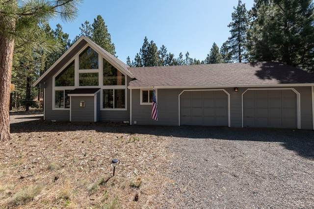 14467 Crossroads Loop, Sisters, OR 97759 (MLS #220120870) :: Chris Scott, Central Oregon Valley Brokers