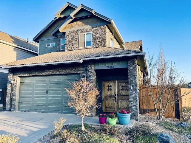 21363 NE Nolan Court, Bend, OR 97701 (MLS #220120894) :: The Ladd Group