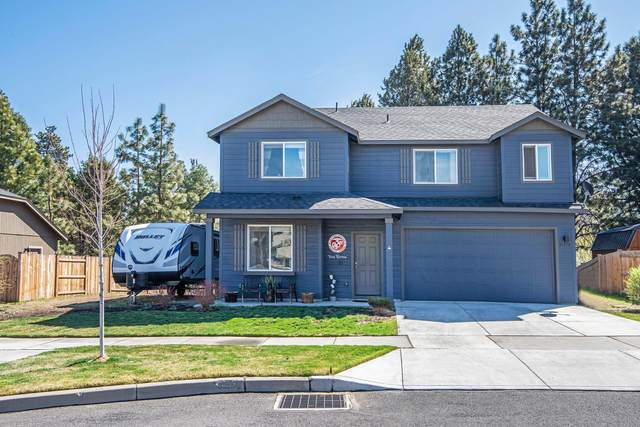 61470 SE Lucia Street, Bend, OR 97702 (MLS #220120913) :: The Ladd Group